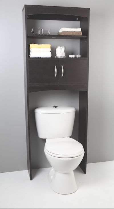 Idea para organizar baños pequeños. Mueble Acanto #Corona inspira