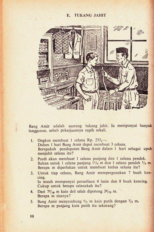 SadnessBookstore Bandoeng: CERDAS TANGKAS 3B & 5B