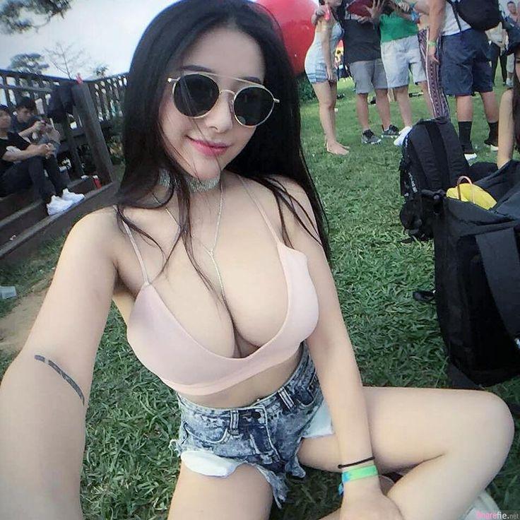 香港正妹Vanessa Wong,逆天美好身材