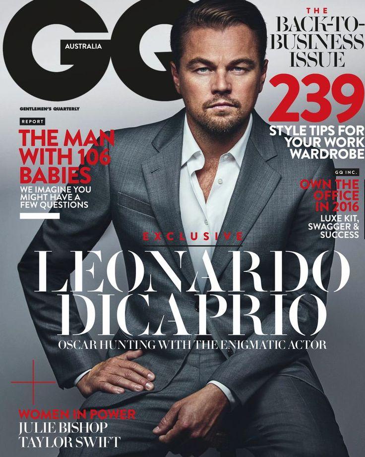 GQ Australia Back Issue February 2016 (Digital) in 2020