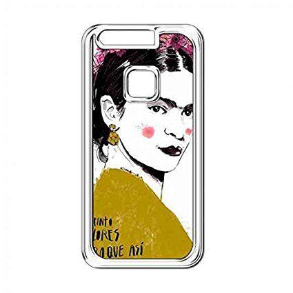 Frida Kahlo Funda, Huawei P9 Gel De Silicona Tpu Frida Kahlo Funda, Frida Kahlo Tpu Funda Dura Bumper Cubierta Del Caso Carcasa Para Huawei P9