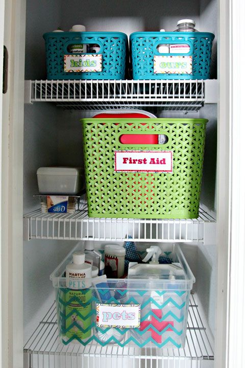 Bathroom Cabinet Organizer Ideas 132 best organized medicine cabinets images on pinterest