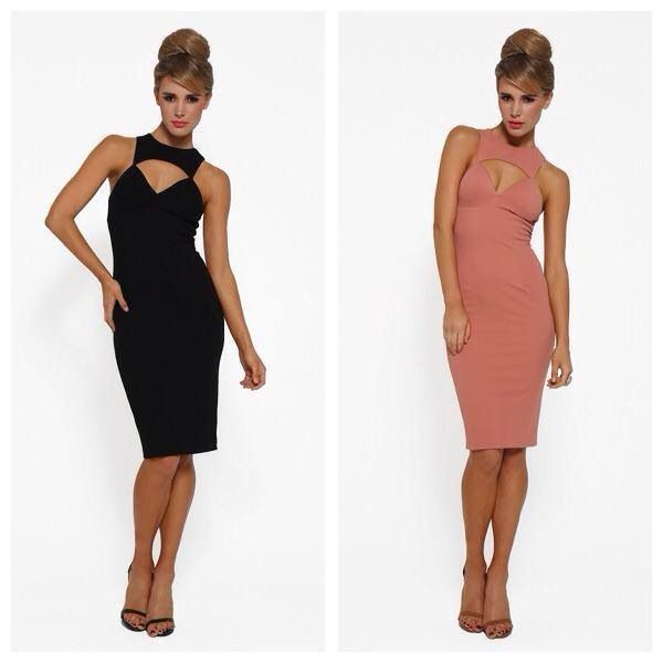 Simple and sexy this Elle Zeitoune Dress perfect for Christmas Or New Year's Eve Parties! In store now