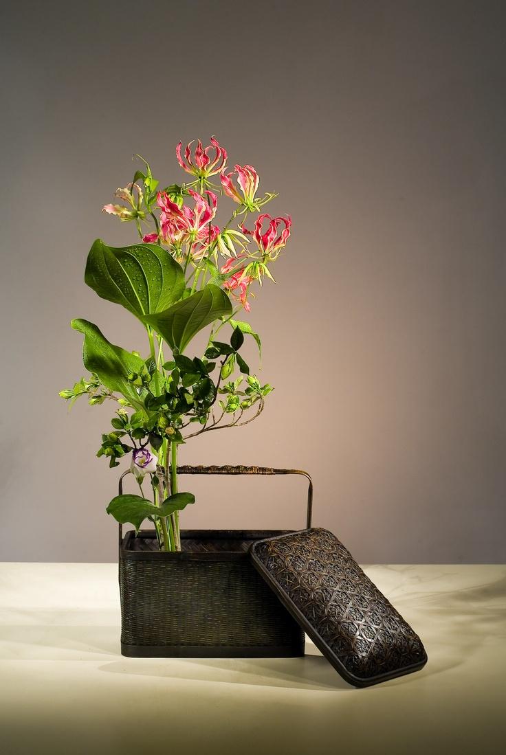 chinese flower arrangement - photo #34