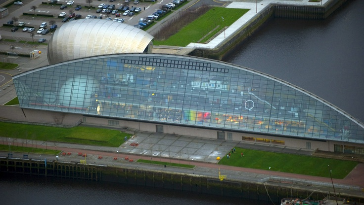 The Glasgow Science Centre is well worth a visit while you're here.