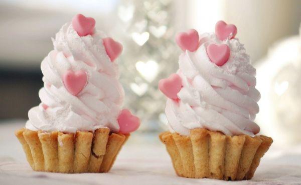 Sweet love dessert
