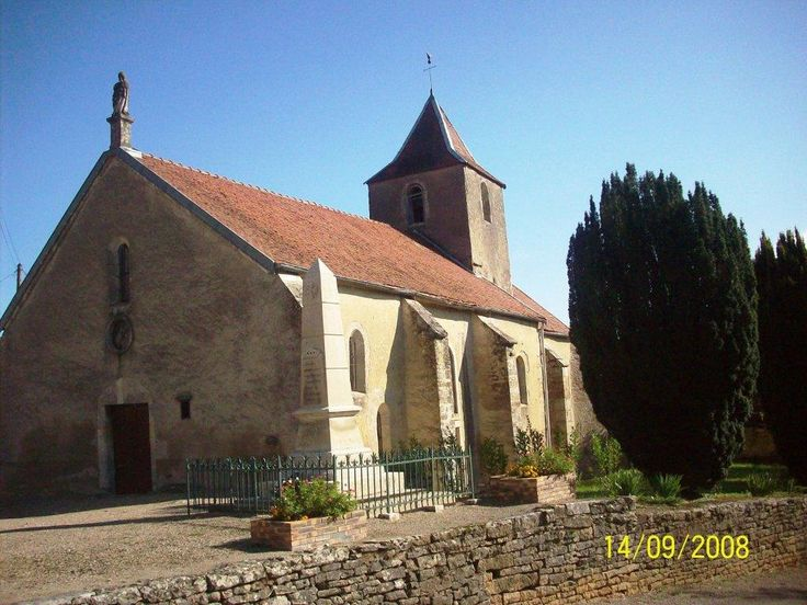 Eglise de Courcelles lès Montbard