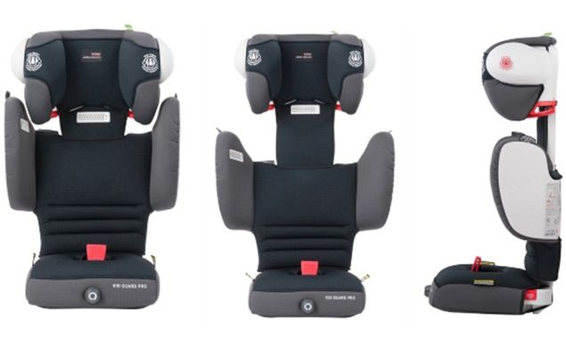 Win a Kid Guard PRO ™ Booster Seat from Britax (suitable 4-10 years)