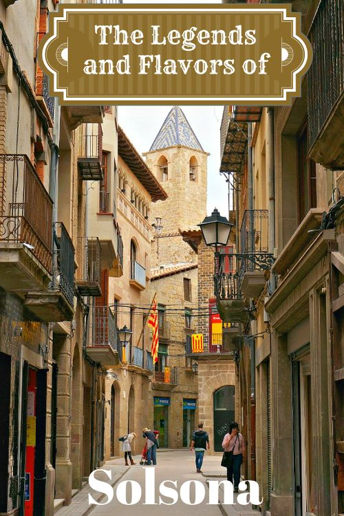 The Legends and Flavors of Solsona Spain