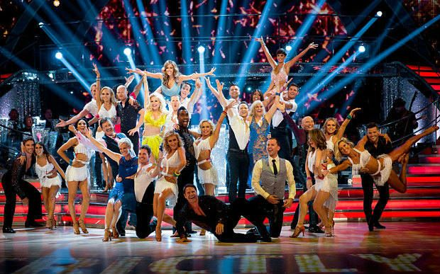 Strictly Come Dancing 2014: Week One Friday Night Recap