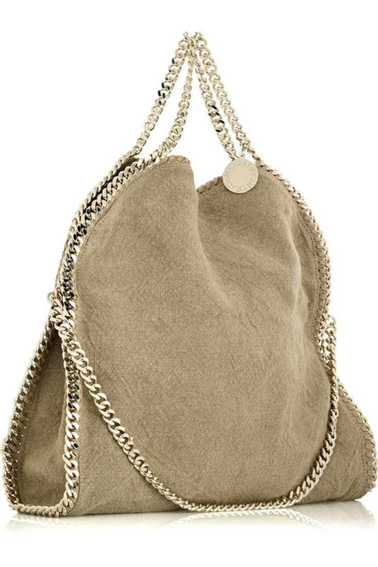 Stella McCartney. Man I am obsessed w these bags right now.
