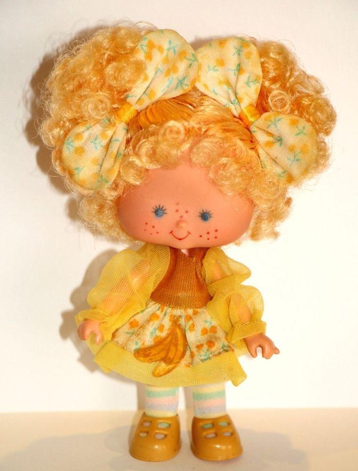 vintage strawberry shortcake toy eBay
