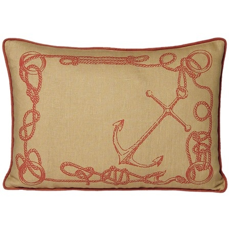 I pinned this Knots Pillow from the Style Study event at Joss and Main!