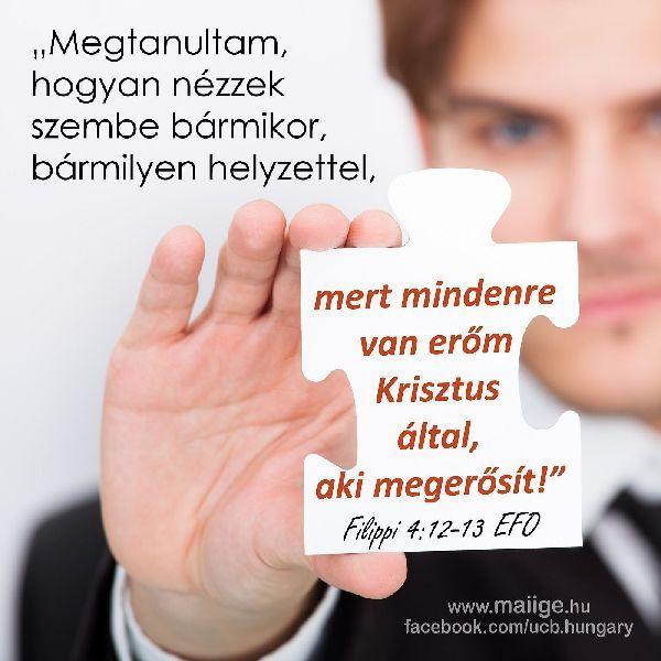 Mai Ige   Keresztyén Média UCB Hungary Alapítvány - Igefolyam   Mai Ige