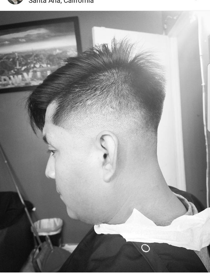 @steve_the_barber_  #midfade  #combover  #baldfade