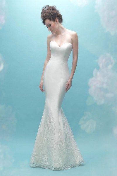 112 best Mermaid Bridal Gowns images on Pinterest   Mermaid bridal ...