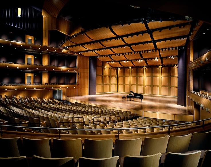 Cannon Center stage Our Concert Halls Pinterest Memphis