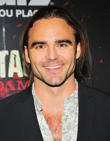 """Dustin Clare ~ """"Spartacus: War Of The Damned"""" Series Finale Premiere Jan.24, 2013, New York City."""