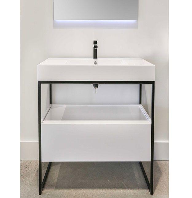 Denver Metal Bathroom Vanity Mv56390m Bathroom Vanity Cheap Apartment Decorating Modern Bathroom Vanity