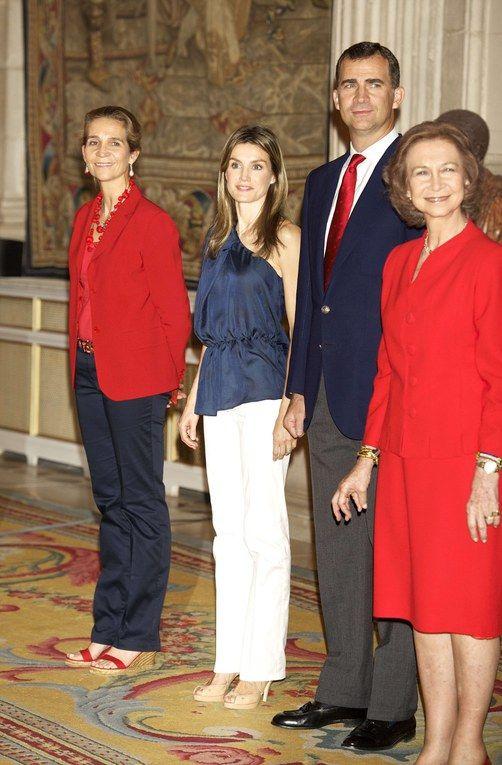 La Princesa Letizia, icono de estilo en la Casa Real