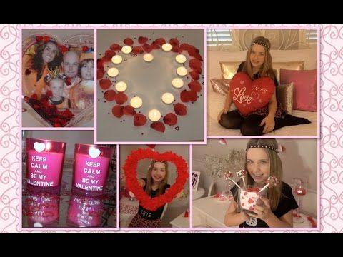 DIY Valentijn Decoratie - YouTube