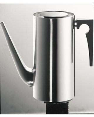 Danish Arne Jacobsen Coffee Pot Coffee Pot From Cylinda Line Range. Arne  Jacobsen Designed His Renowed Range Of Hollow Ware In