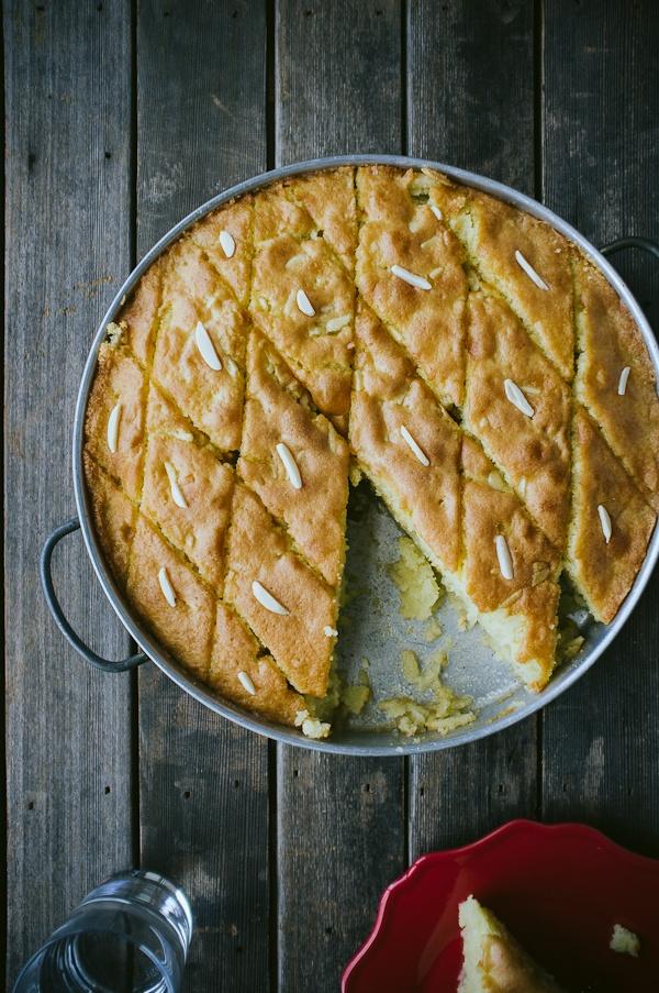 Revani Cake (The Ultimate Greek Sponge Cake)