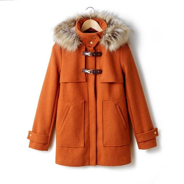 Duffle-coat court - La Redoute. 69€99