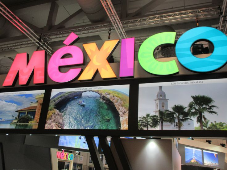 #Mexico at the #ITBBERLIN
