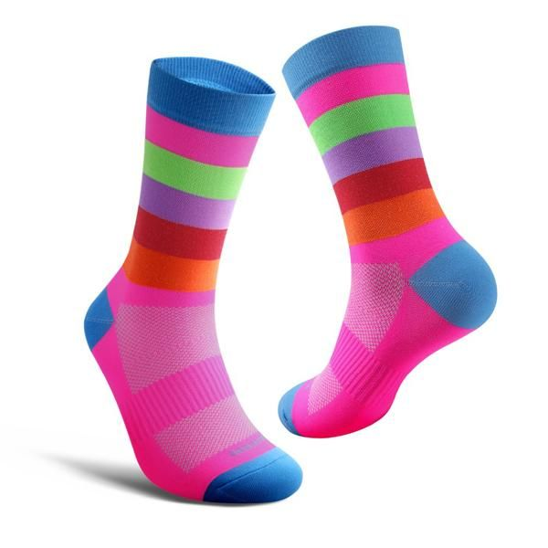 Men Cycling Sport Socks calcetines ciclismo Basketball Running mountain , MTB Road Bike Bicycle Cycling Socks For Women