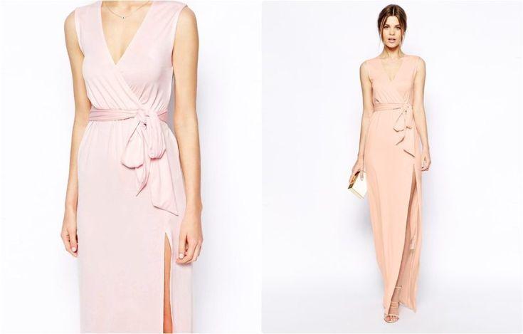 Robes pastel – Robes pastel (idéal pour les demoiselles d'honneur