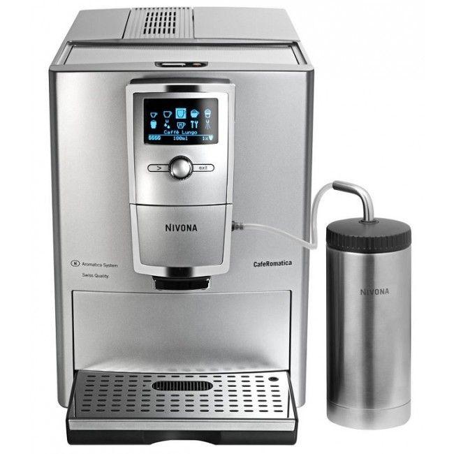 Nivona CafeRomatica 855 - helautomatisk espressomaskin