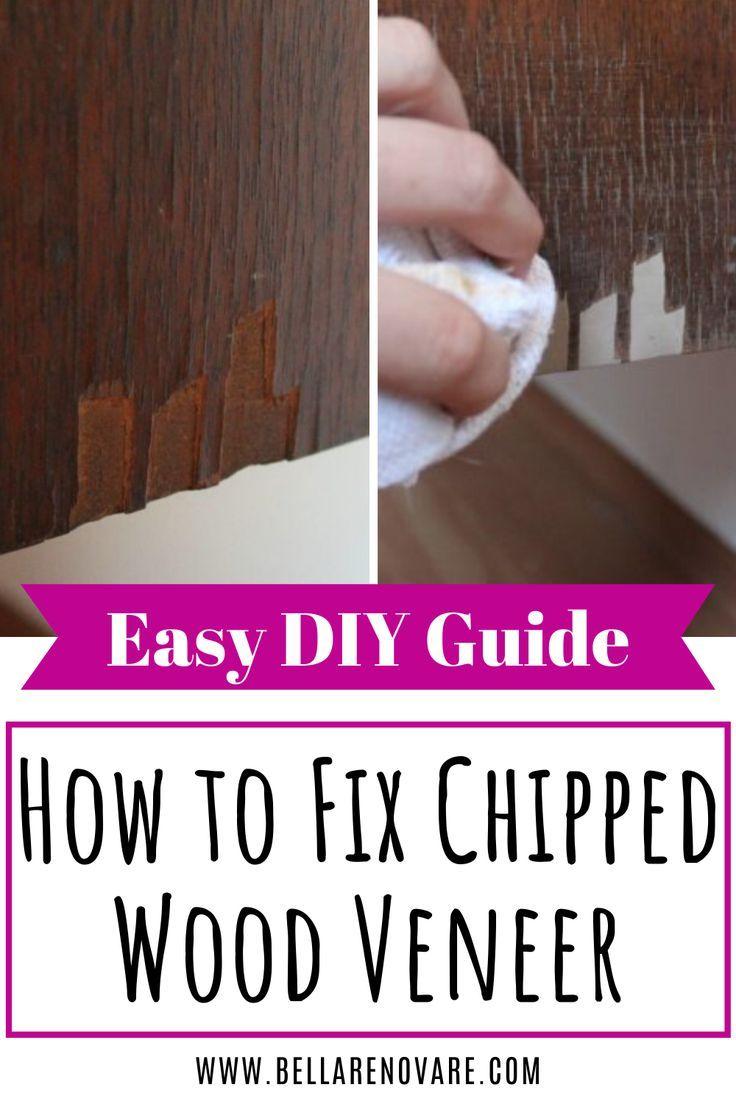 Get This Guide For How To Repair Wood Veneer Wood Veneer Furniture Painting Techniques Furniture Repair