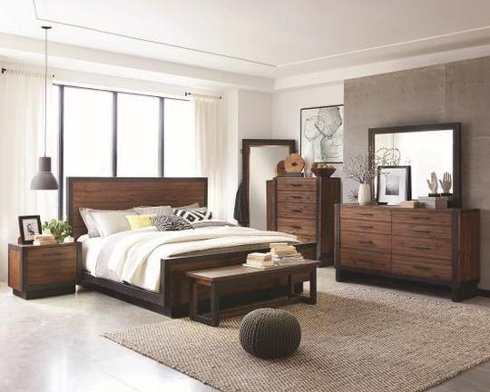 Dallas Furniture Store - Bedroom 205241Q-S4 Q 4PC SET (Q ...