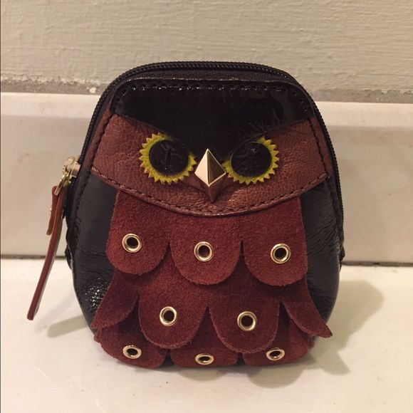 Kate Spade Minerva Owl Coun Purse Brand new, never used adorable coin purse from Kate Spade. kate spade Bags Wallets