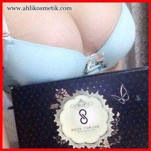 Payudara montok bersih dengan Secret Plus Breast Enlargement