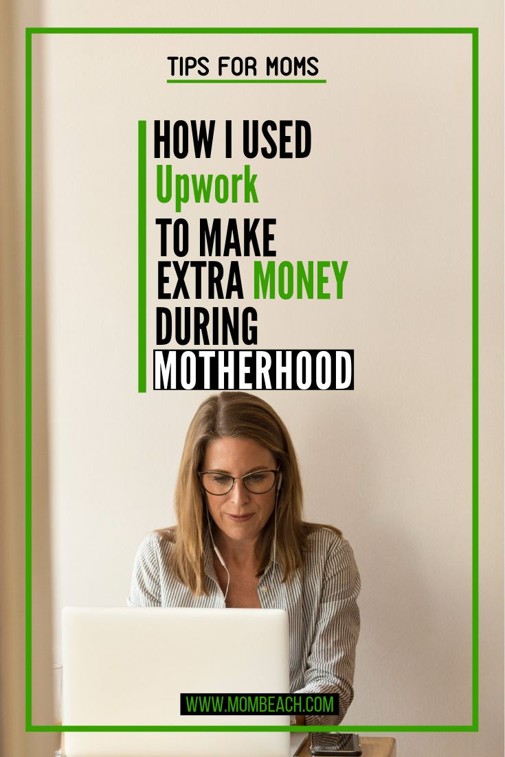 My Upwork Review: Balancing Motherhood and Freelancing