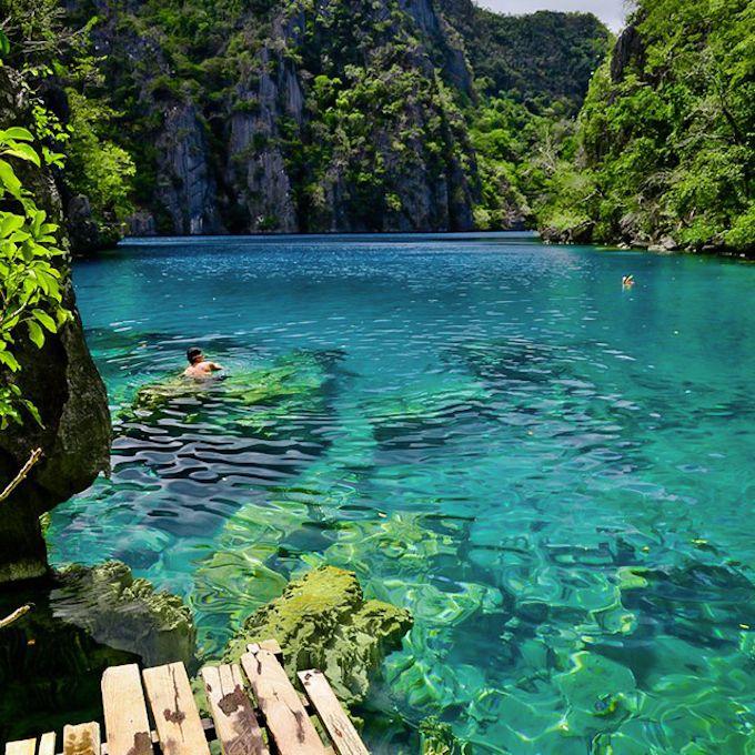 Hidden beach, Marieta Islands, Mexico | Must-Go-To Summer 2013 Destinations | YAWYW | You Are What You Wear