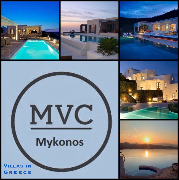 MVC. Villas