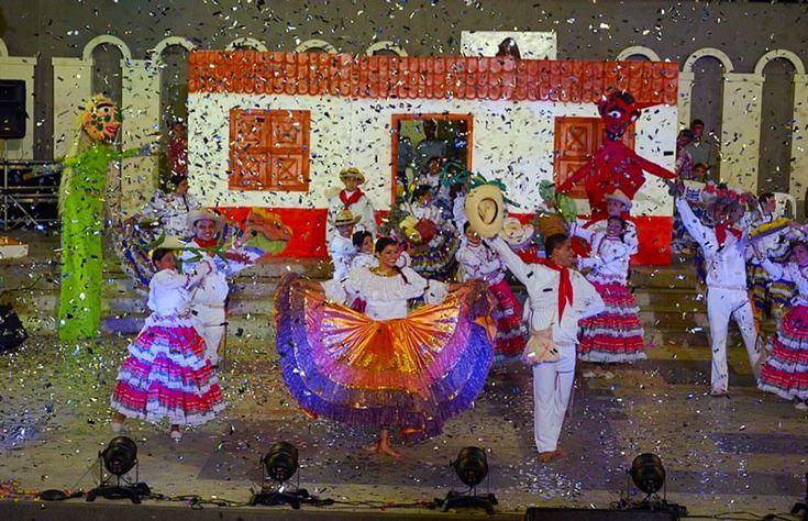 Festival Folclórico Colombiano