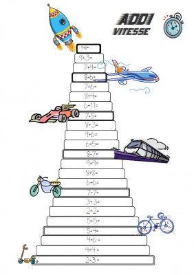 [Rituel] Additions décimales – cycle 3 | ma classe mon école - cycle 3 - CE2 CM1 CM2 - Orphys