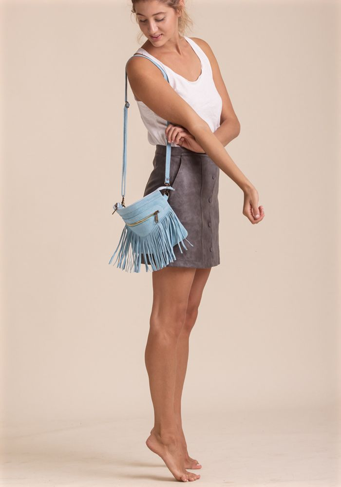 Chosovi Bluebird Shoulder Bag – Limited  by myfashionfruit.com