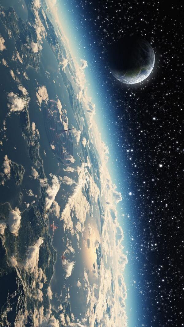 Cuando veo tus cielos, las obras de tus dedos, la luna y las estrellas que tú has preparado. (Salmo 8:3) SB