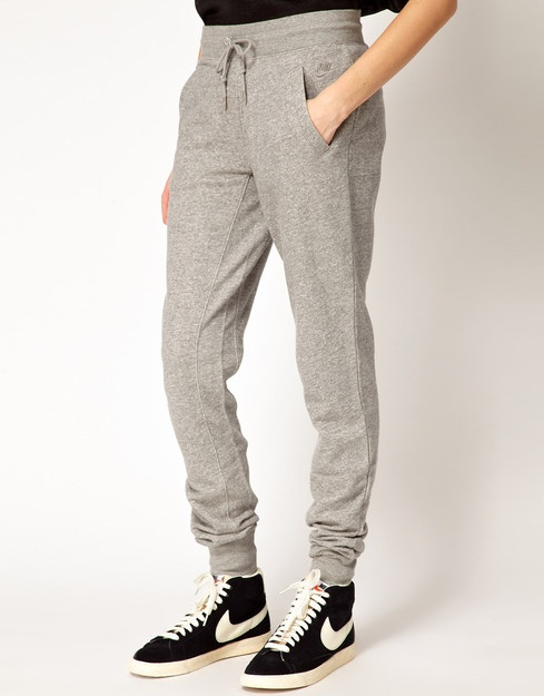 Nike Sweat Pants I wonder If I could pull these off...