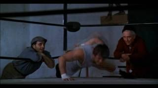 Rocky - Gonna fly now, by Bill Conti,  HD, via YouTube.