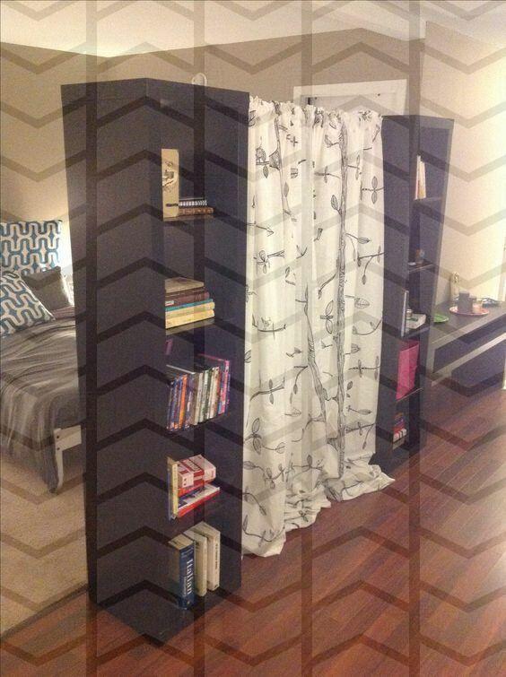 Simple And Creative Ideas Room Divider Kast Closet Ideas