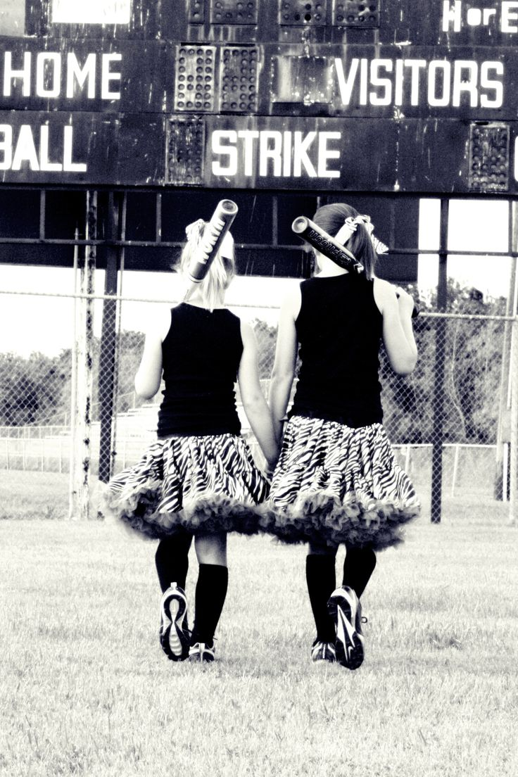 Pics photos related pictures softball wallpaper softball desktop - Softball Sisters Tabitha Sitton Good Picture Idea But With Are Uniforms