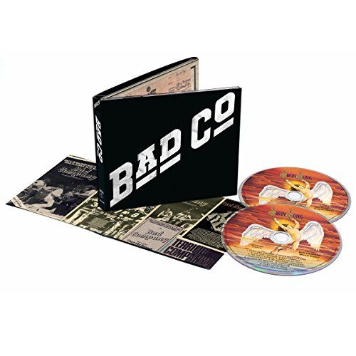 Bad Company (Deluxe)(2CD) - 2CD Deluxe Remaster CD 1 is newly remastered audio of the original album CD 2 is completely new, recently discovered alternate takes and mixes and new mixes based on recently unearthed original multi-track tapes. This is the first time this album has been given the deluxe and expanded treatment  - http://ehowsuperstore.com/bestbrandsales/music/bad-company-deluxe2cd