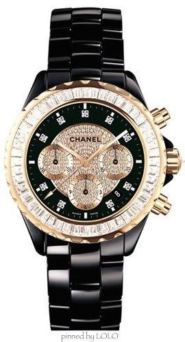 Chanel ~ Timepiece