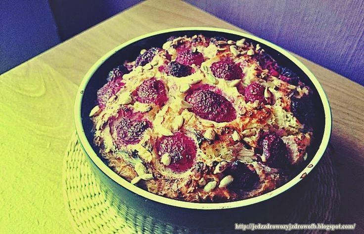 Jedz zdrowo żyj zdrowo: Sernikowa owsianka!